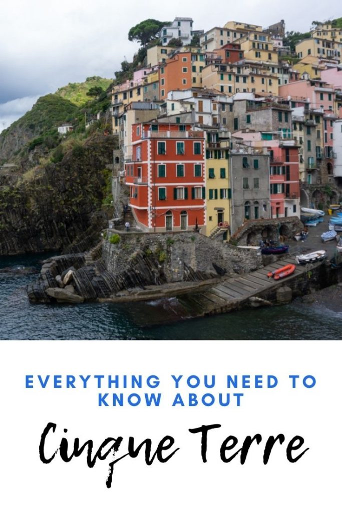 Cinque Terre   Everything you need to know