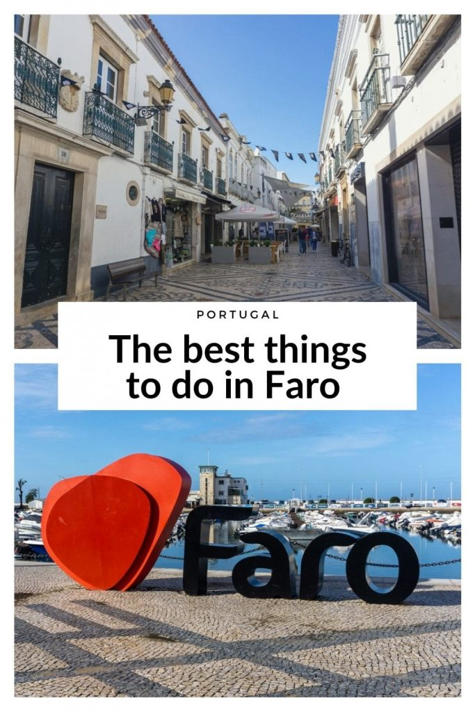 Things to do in Faro - Portugal