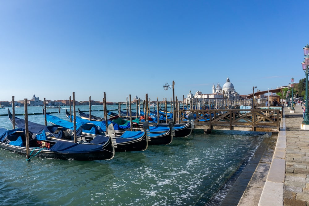 Venice is a great day trip from Verona