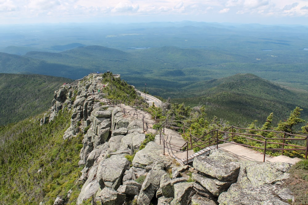 Whiteface Mountain in New York State