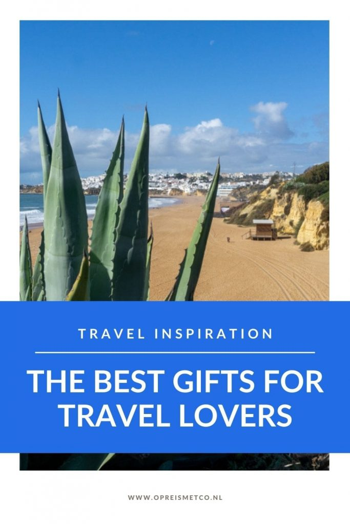 Great gifts for travel lovers - gift guide