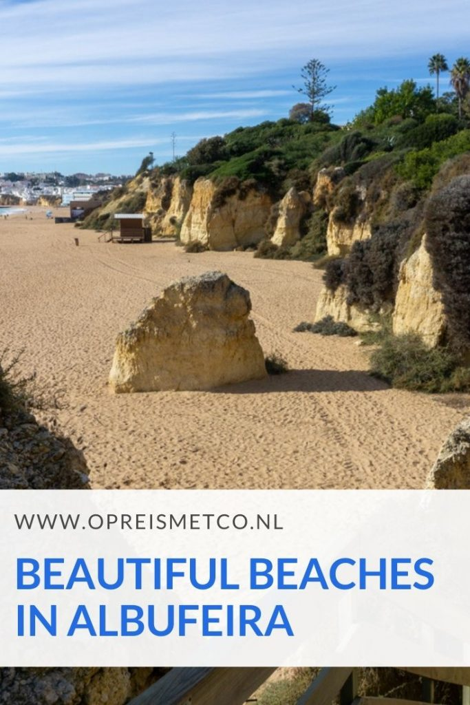 The most beautiful beaches in Albufeira - Portugal