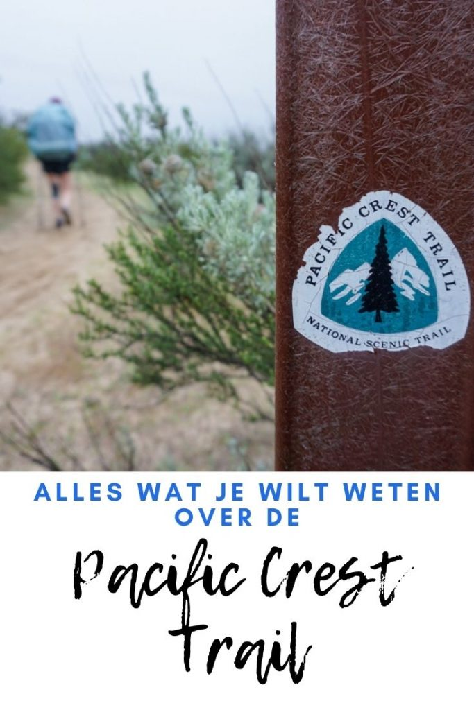 Tips voor de Pacific Crest Trail