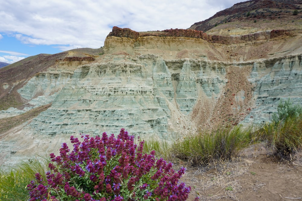 John Day Fossil Beds National Monument in Oregon