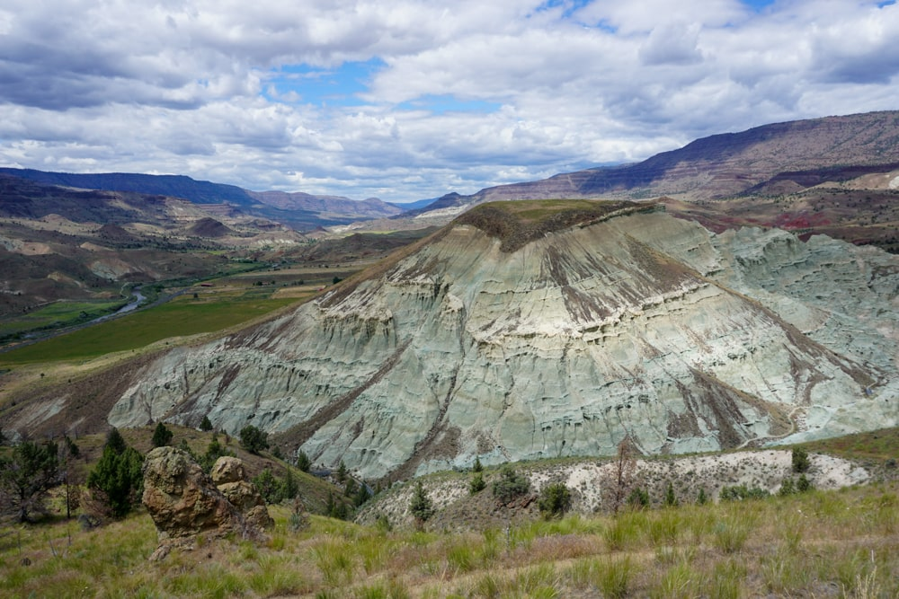 John Day Fossil Beds National Monument - Oregon