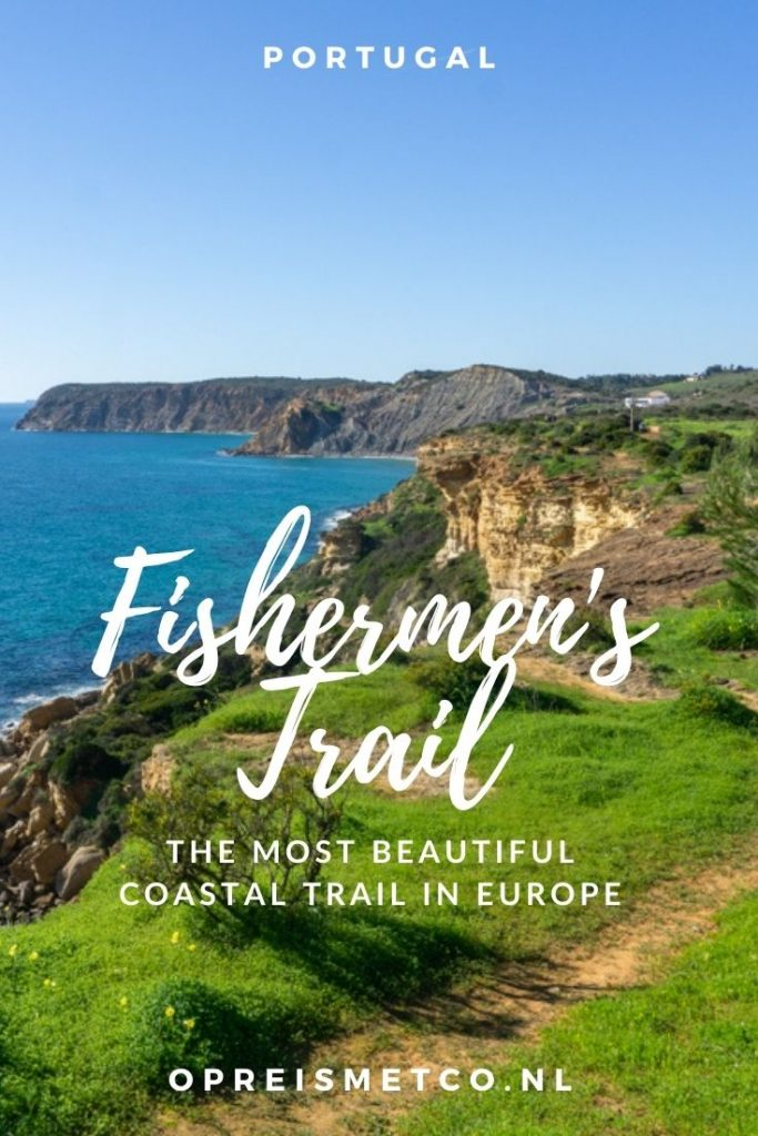 Hiking the Fishermens Trail in Portugal - tips