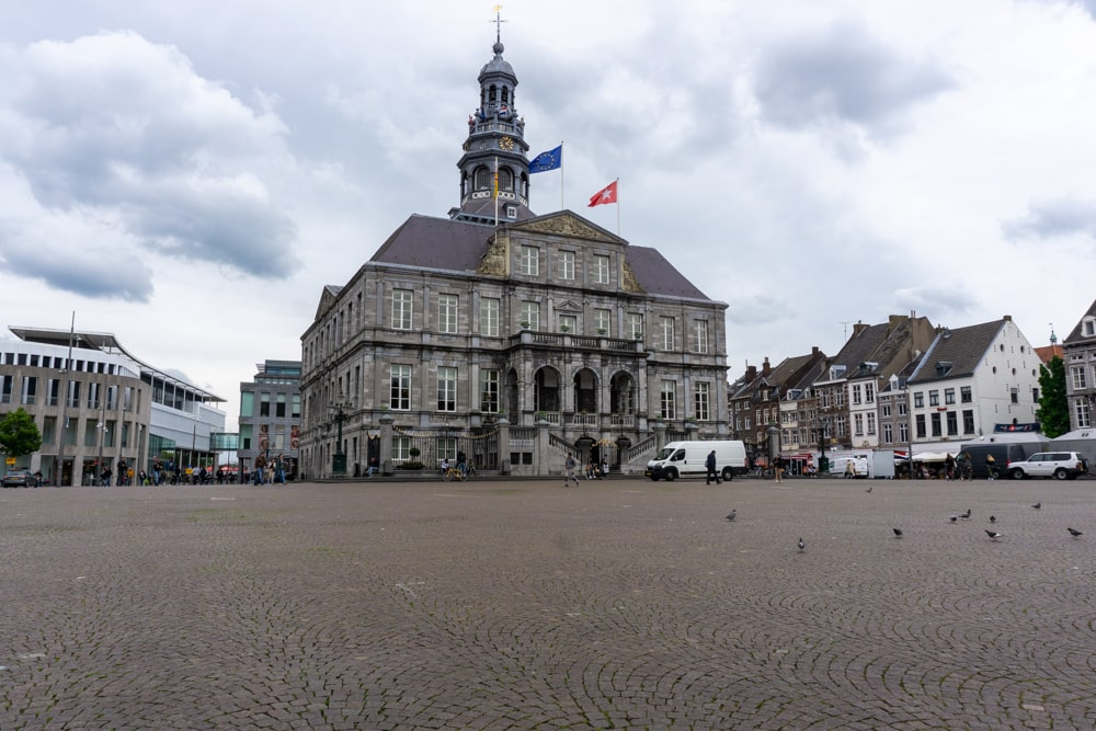 The City Hall in Maastricht
