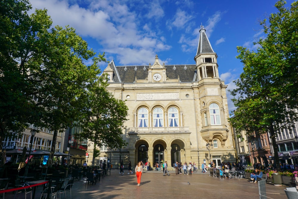 Place d'Armes in Luxembourg