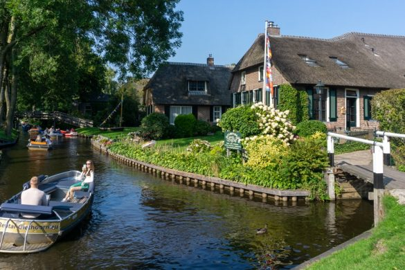 The best things to do in Giethoorn - The Netherlands
